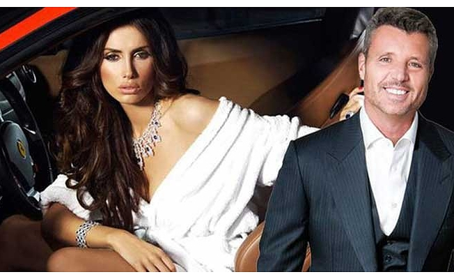 Sadettin Saran ve Emina Jahovic 5 ay sonra aşk tazeledi