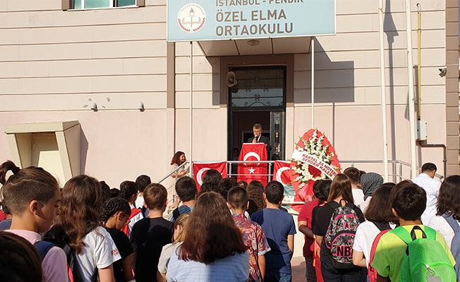 Elma Kolejinde 2019-2020 eğitim-öğretim yılı açıldı