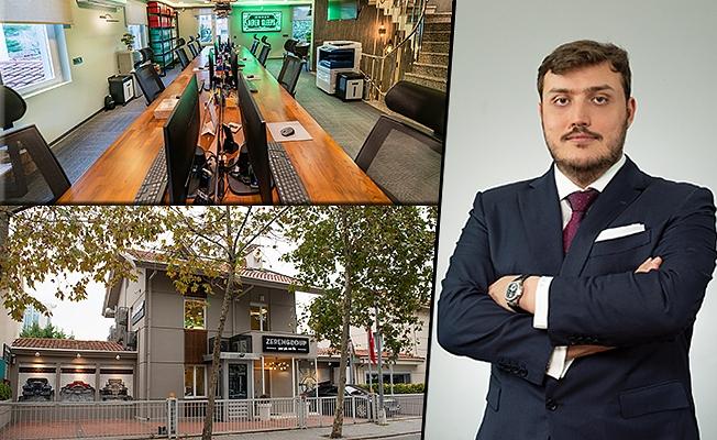 Zeren Group Holding büyüyen kadrosu ile yeni binasında