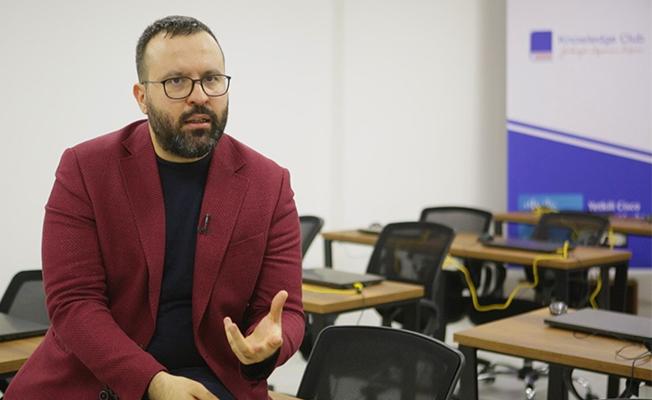 """Erdeniz Ünvan: """"Python'un önemi gün geçtikçe artacak"""""""