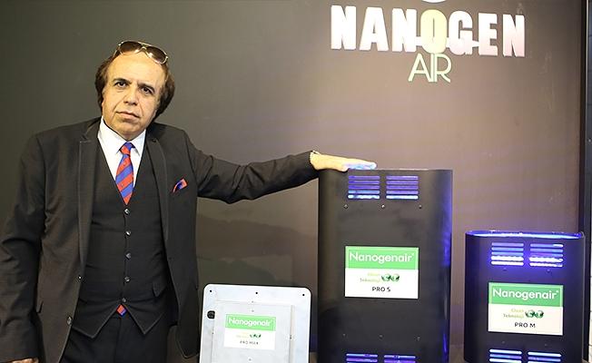 Nanogenair virüsleri temizliyor