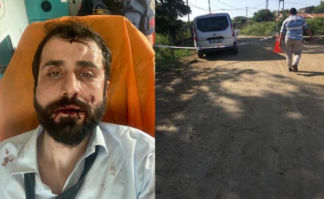 Kaan Konancı çiftliğinde silahlı saldırıya uğradı