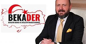 BEKADER'in Genel Başkanı Fatih Candar Can oldu