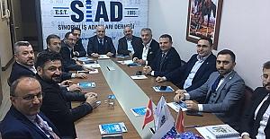 SİAD'ın yeni seçilen yönetim kurulu ilk toplantısını yaptı