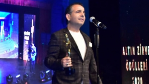 Mustafa kılıç 2020 yılının en başarılı Yaşam Koçu ödülünü aldı