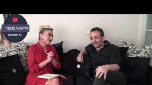 Ünlü Yaşam koçu ve Psikolog Mustafa Kılıç, Yeliz Akay'a evini açtı